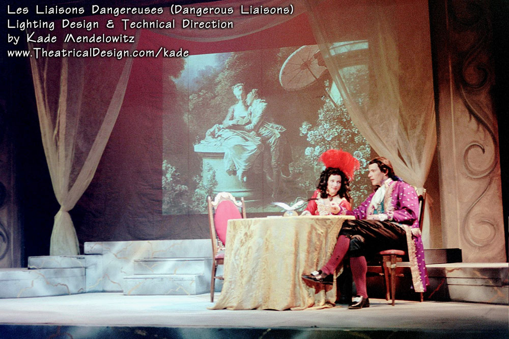 Dangerous Liaisons production photo