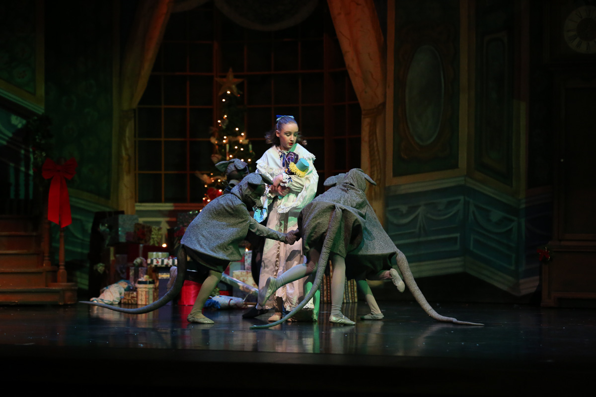 The Nutcracker production photo