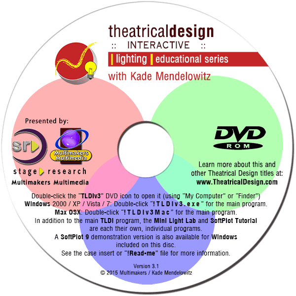 TLDIv3 disc label graphic