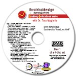 Makeup DVD disc graphic