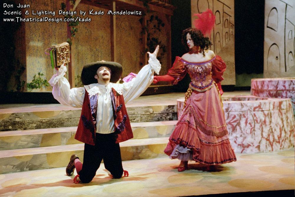 Don Juan production photo