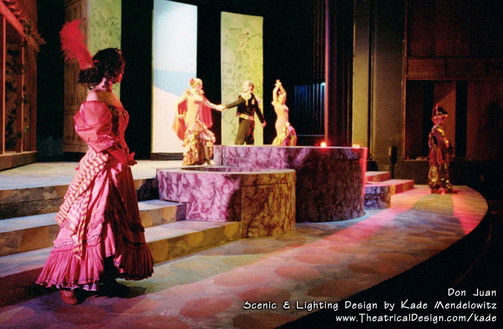 Don Juan production photo