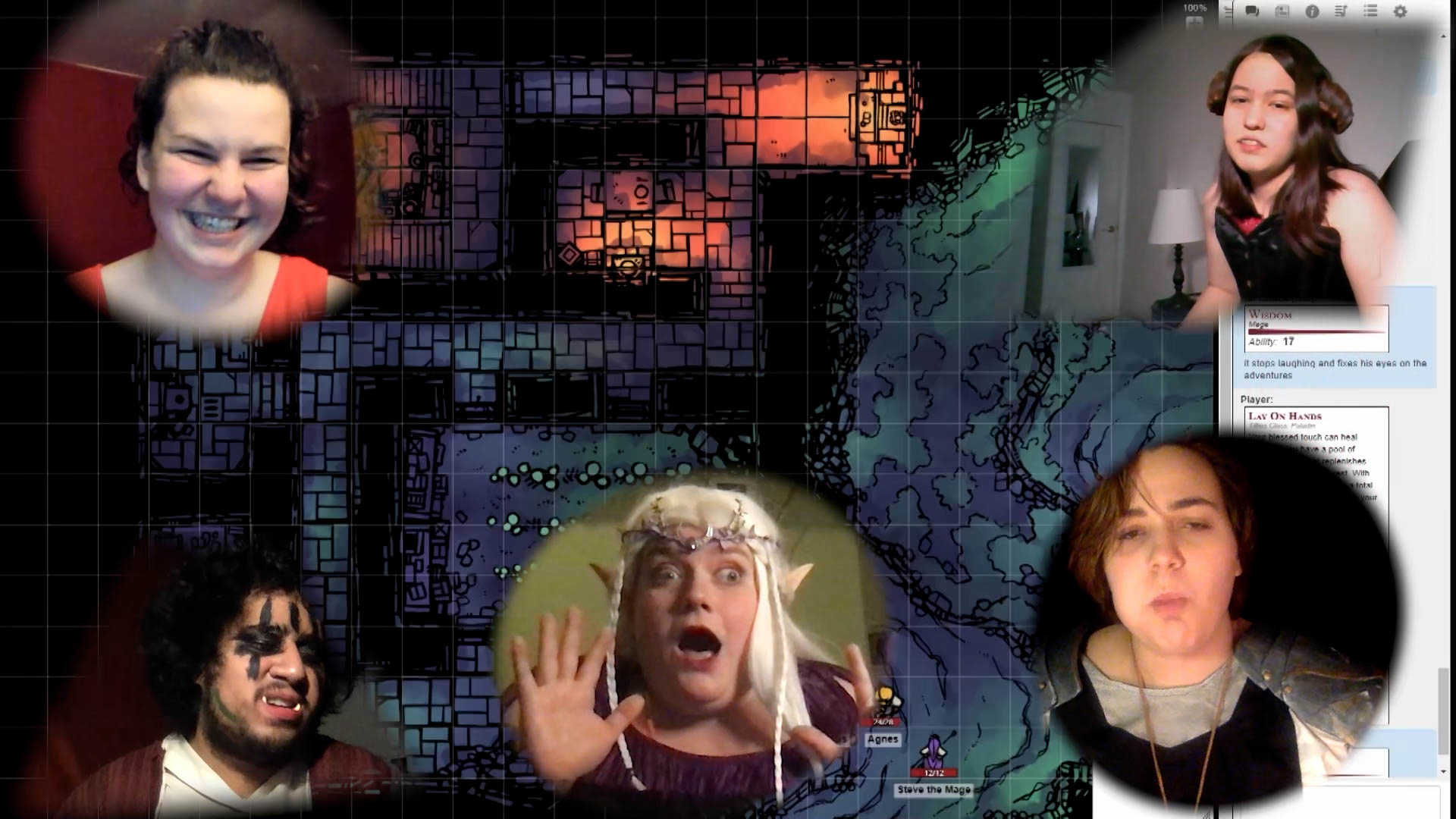She Kills Monsters screen capture